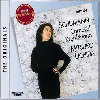 C. Schumann - Schumann: Carnaval; Kreisleriana [CD] USA import