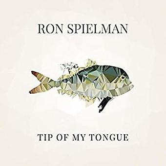 Ron Spielman - Tip of My Tongue [CD] USA import