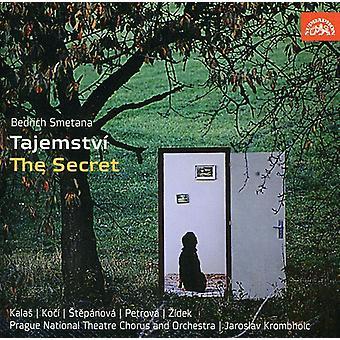 B. Smetana - Bedrich Smetana: Tajemstv  (the Secret) [CD] USA import