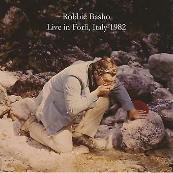 Robbie Basho - Live in Forli [CD] USA import