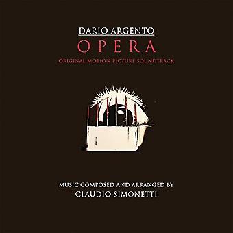 Claudio Simonetti - Opera (Dario Argento) - O.S.T. [Vinyl] USA import