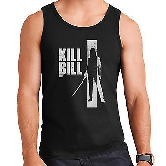 Kill Bill Beatrix Silhouette Men's Vest