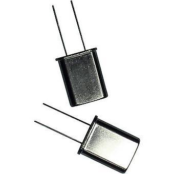 EuroQuartz Quartz crystal QUARZ HC49 HC49 14.7456 MHz 18 pF (L x W x H) 4.9 x 10.3 x 13.6 mm 1 pc(s)