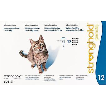 Stronghold Blue Cats 2.6-7.5kg (5.7-15.5lbs) - 12 Pack