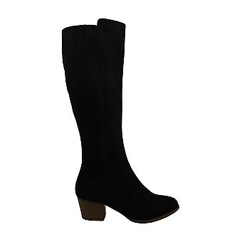 Style & Co. Womens Myranda Almond Toe Knee High Fashion Boots