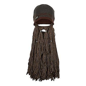 Beanie Cap - The Hobbit - Dwarf Beard New 170902