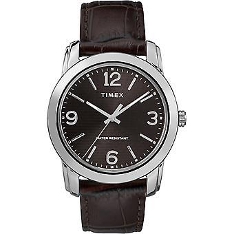 TW2R86700, Main Street Timex Style Mens Watch / Noir