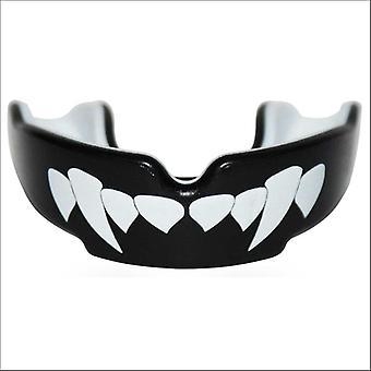 Safejawz fangz gum shield - black