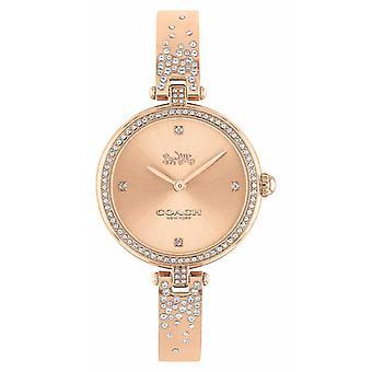 Touringcar | Women's | Park | Roségouden roestvrijstalen armband | 14503651 Horloge