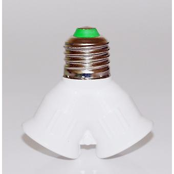 Led Halogen Y Shape Lamp, Holder, Converter, Splitter, Light Bulb Adapter