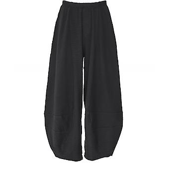 Thanny Waffle Wide Leg Trousers