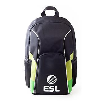 ESL Logo E-Sports Backpack Unisex Multi-colour (BP506711ESL)