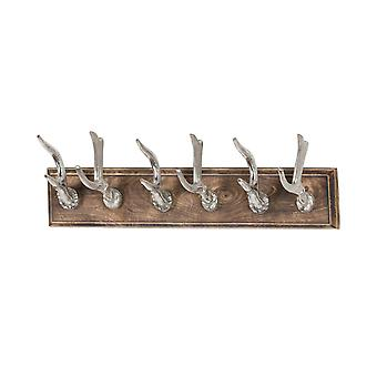 Hill Interiors Stag Hooks