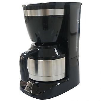 Ekspres do kawy 800W czarny (12 filiżanek)