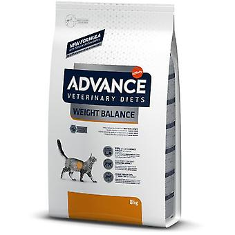 Advance Pienso para gatos Adultos Weight Balance (Cats , Cat Food , Dry Food)