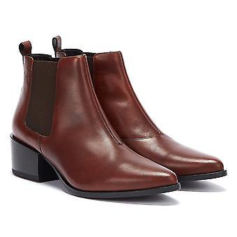 Vagabond Marja Short Womens Brown Boots