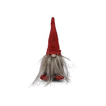 Santa Red Textil 15 cm