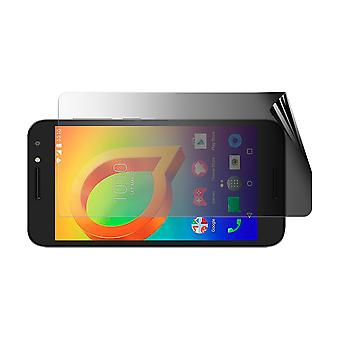 Celicious Privacy 2-Way Paysage Anti-Spy Filter Protector Film Compatible avec Alcatel A3
