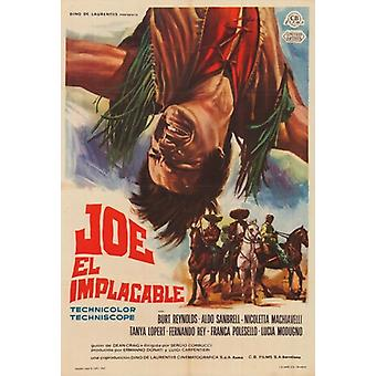 Navajo Joe Movie Poster (11 x 17)
