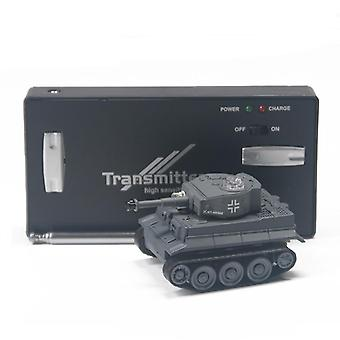 Mini Rc Tank Car- Radio / Remote Control Micro Tank, 4 Frequencies Toy