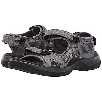 ECCO Womens Yucatan Sandal Fabric Low Top   Walking Shoes