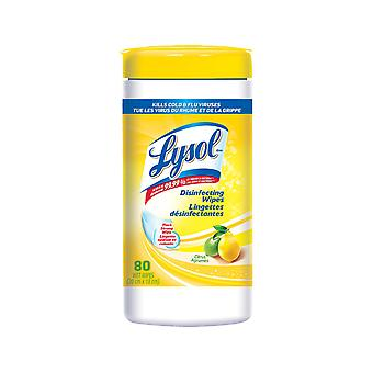 Lysol Disinfecting - Disposable Wipes