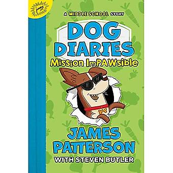 Dog Diaries: Mission Impawsible: A Middle School� Story (Dog Diaries)