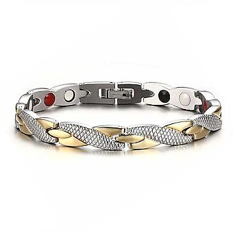 Men-women Therapeutic Energy Healing Magnetic Bracelet Therapy Arthritis