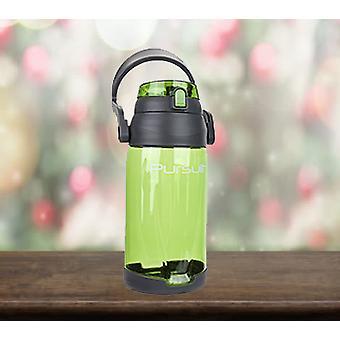 Summit Pursuit Hydroex 2L Leakproof Canteen - 1 Unit Green Bottle