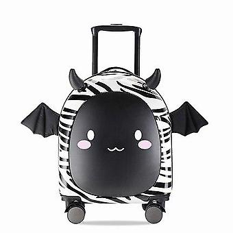 Cute Cartoon Brand Suitcases Wheel Kids Travel Bag/student Trolley Cabin