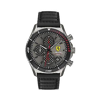 Scuderia Ferrari - Montre -Hommes - Quartz - Pilota Evo - 830773