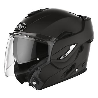 Airoh Rev19 Flip Color Modulaire Flip Up Motor Helm Zwart