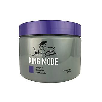 Johnny b king mode styling gel 12 oz