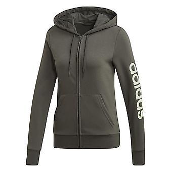 Adidas Essentials Linear FZ HD FJ5386 universal all year men sweatshirts