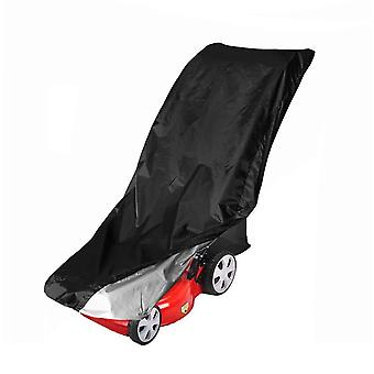 Waterproof Lawn Mower Cover,with Drawstring And Cover Storage Bag