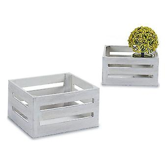 Storage Box White (16 x 8,5 x 10,5 cm)