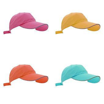 Anvil Unisex lav profil Pigment farget Baseball Cap / hodeplagg (pakke med 2)