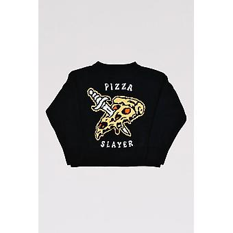 Pizza Slayer Villapaita