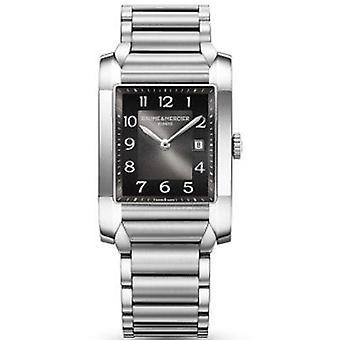 Baume & mercier watch hampton quartz moa10021