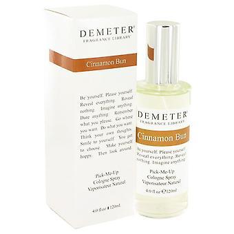 Demeter cinnamon bun cologne spray by demeter 426377 120 ml