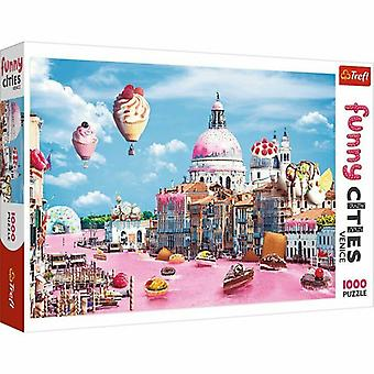 Trefl funny cities venice 1000 pieces