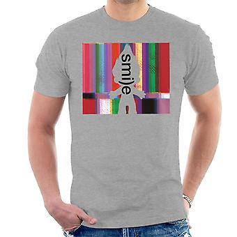 Trolls Silhouette Smile Hommes's T-Shirt