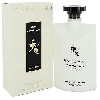 Bvlgari Eau Parfumee Au Der Noir Body Lotion von Bvlgari 6,8 oz Body Lotion