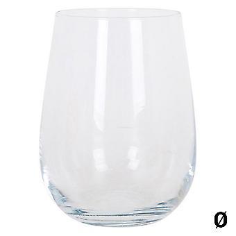 Uppsättning glasögon LAV Gaia Transparent (6 st)/680 ml