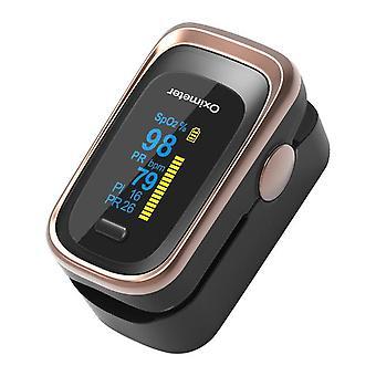 نبض الإصبع oximeter الرقمية نبض oximeter oled spo2 pr 8 ساعات رصد أجهزة قياس الاكسيد pulsoximeter