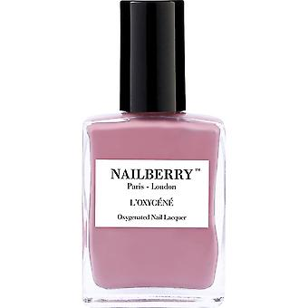 Nailberry Oxygenated Nail Lacquer - Love Me Tender 15ml