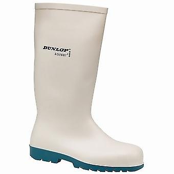 Dunlop A681331 HEVEA Acifort Classic Sicherheit Wellington / Herren Schuhe / Sicherheit Gummistiefel