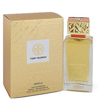 Tory Burch Absolu Eau De Parfum Spray pelo partido Tory Burch 3,4 oz Eau De Parfum Spray