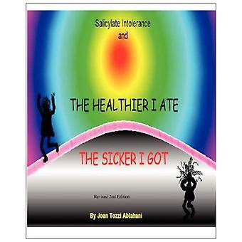 Salicylate Intolerance and the Healthier I Ate the Sicker I Got