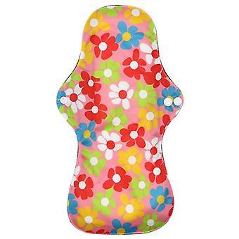 Wielokrotnego ręcznego podkładki menstruacyjne BambusOwy ręcznik węgiel drzewny Higieniczna podpaska